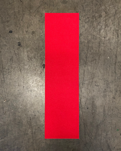 Blank Grip Tape 10 Pack Red
