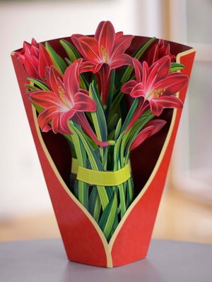 Load image into Gallery viewer, Red Amaryllis