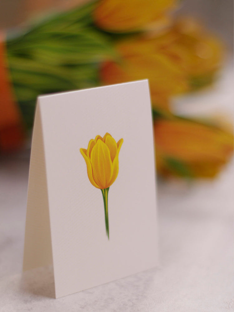 Load image into Gallery viewer, Yellow Tulips