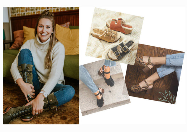 Spa and Beauty today Sustainable spotlight Californians Footwear