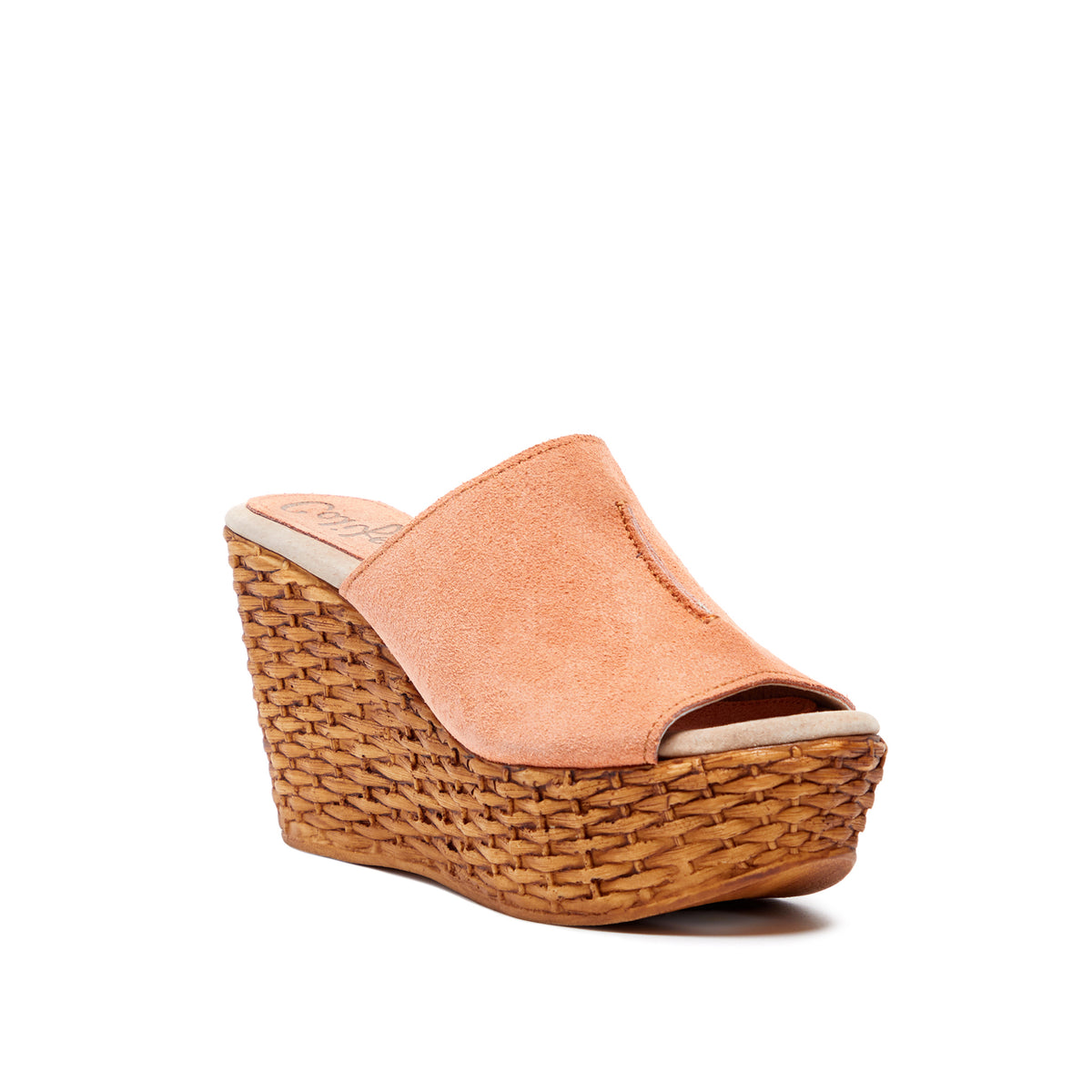 Martha | Honey Suede