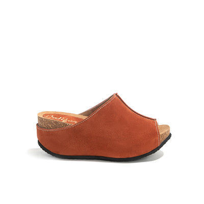 Cecilia | Honey Suede