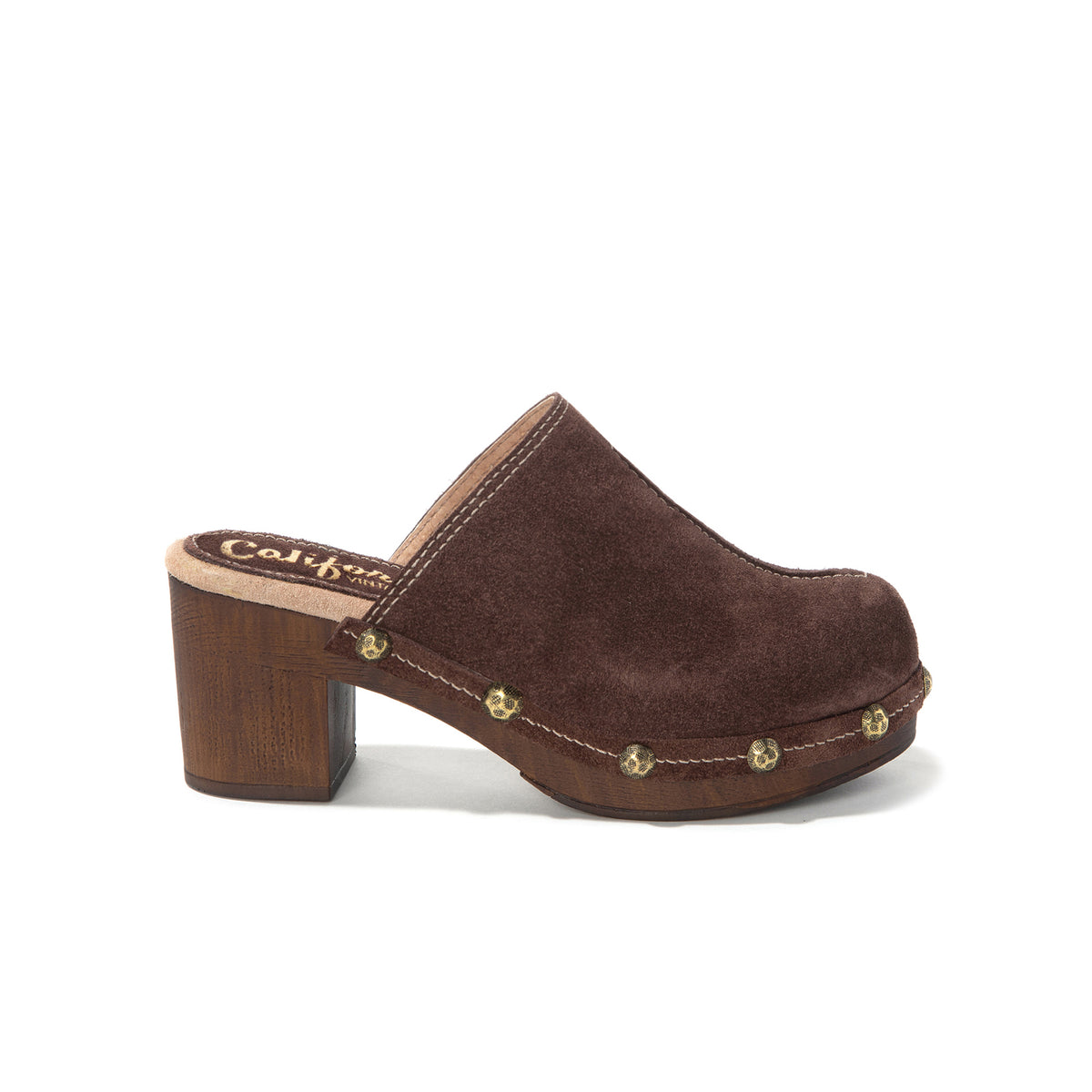 Susan | Chocolate Suede