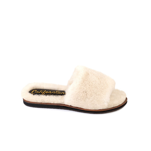Bianca | Cream Shearling