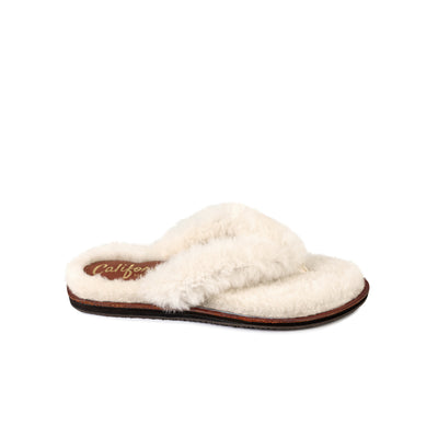 Mia | Cream Shearling