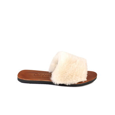 Tory | Cream Shearling