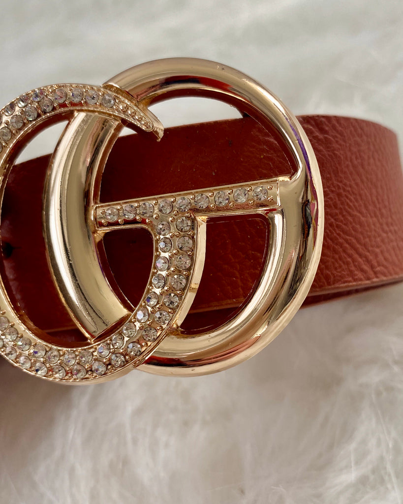 GiGi Belt - Large Crystal
