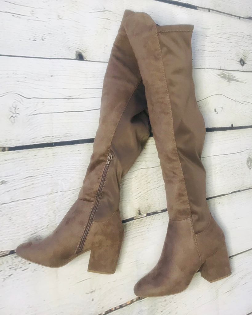 Ada Over the Knee Boot
