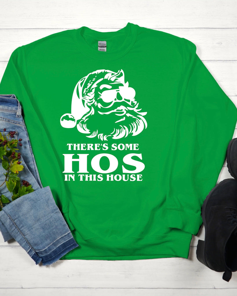 PREORDER HOS IN THIS HOUSE CREWNECK