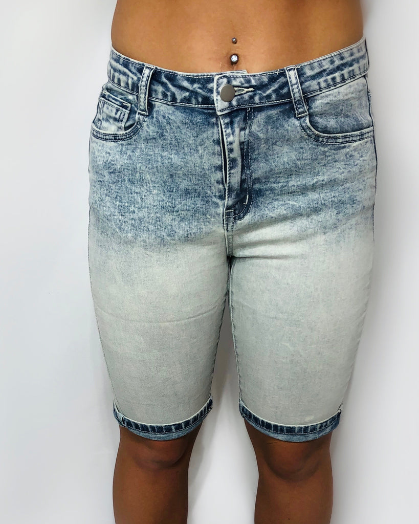 Bleached Babe Short