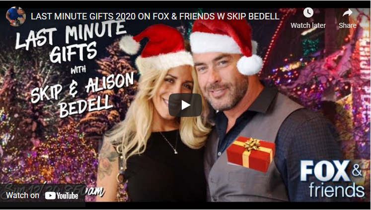 GoldKey Featured on Fox & Friends with Skip Bedell