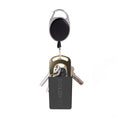 GoldKey Antimicrobial Hand Tool & Stylus with Containment Case, Keychain, and Carabiner