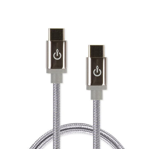 CableLinx Elite USB-C to USB-C Charge & Sync Braided Cable