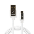 CableLinx Elite Micro to USB-A Charge & Sync Braided Cable