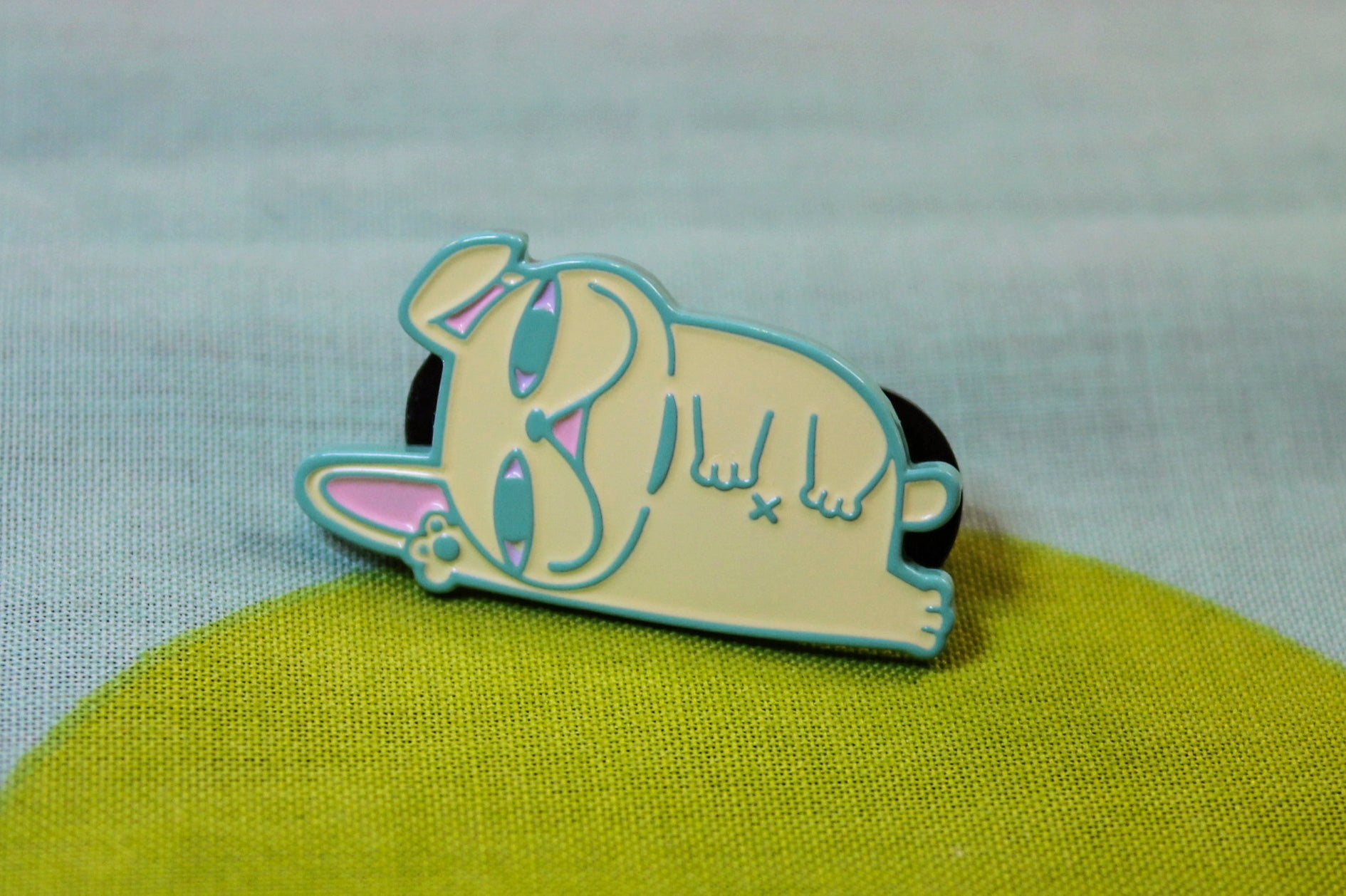 Chill Pup - Enamel Pin