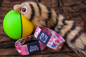 Wiggly Weasel - Wristband