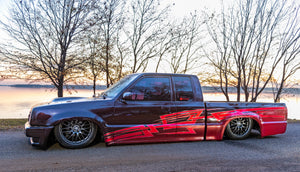Nick Croka and Blkdhla his 1992 Mazda B2600i Extended Cab Minitruck Build