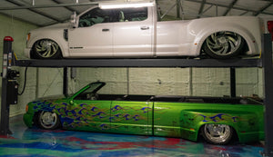 Dave Shulman Building SEMA Dreams With Ford And His Krew Kut Obsession