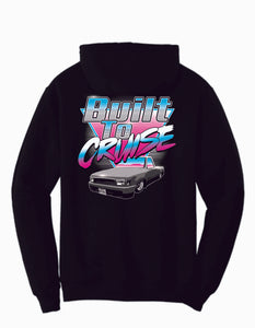 Built To Cruise Toyota Logo Hoodie
