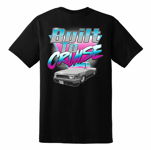 Built To Cruise Toyota Logo Shirt