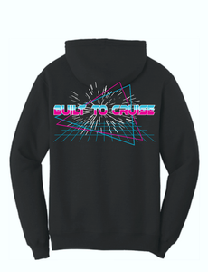 Built To Cruise Video Logo Hoodie