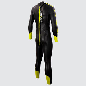 Book your - Mens ZONE3 Wetsuit Hire for OWS COURSE / London Royal Docks