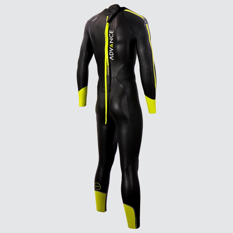 Mens ZONE3 Advance Wetsuit