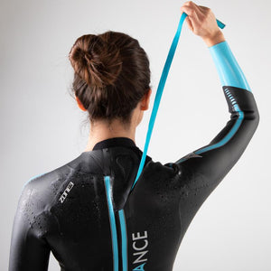 Book your - Womens ZONE3 Wetsuit Hire for OWS COURSE / London Royal Docks