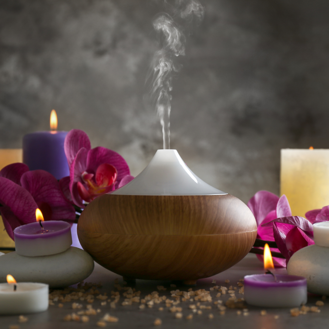 Aromatherapy and Happiness