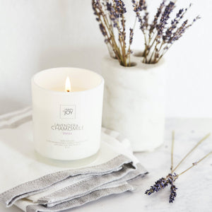 Lavender Chamomille All-Natural Candle