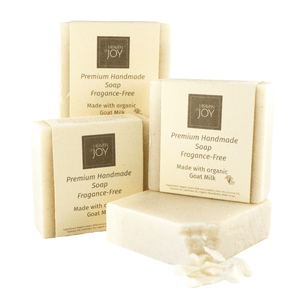 Organic Goat Milk Soap - Heaven Of Joy