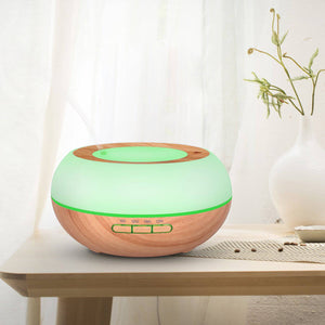 Aroma Diffuser with Lavender Essential Oil - Heaven Of Joy