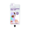 Holographic Peel-Off Mask (3 Applications)