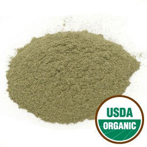 Organic Blessed Thistle Herb Powder - Max Nature