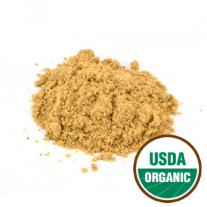 Organic Greater Galangal Root Powder - Max Nature