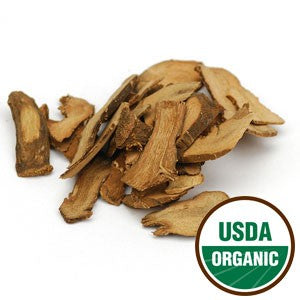 Organic Lesser Galangal Root Slices - Max Nature