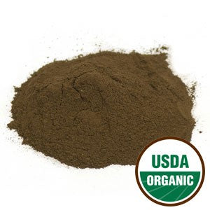 Organic Black Walnut Hull Powder - Max Nature