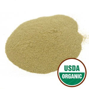 Organic Buchu Leaf Powder - Max Nature