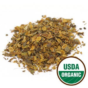 Organic Buckthorn Bark C/S - Max Nature
