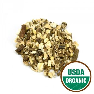 Organic Dandelion Root Raw C/S - Max Nature