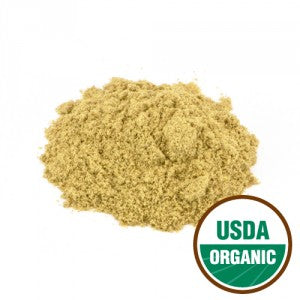 Organic Dandelion Root Raw Powder - Max Nature