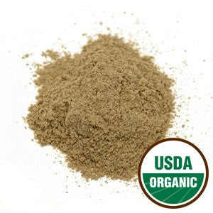 Organic Eleuthero Root Powder - Max Nature