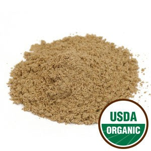 Organic Brown Flax Seed Powder - Max Nature
