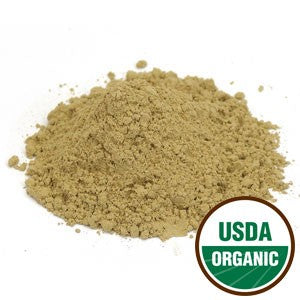 Organic Gentian Root Powder - Max Nature