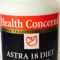 Astra 18 Diet - Modified Fang Feng Tong Sheng - Max Nature