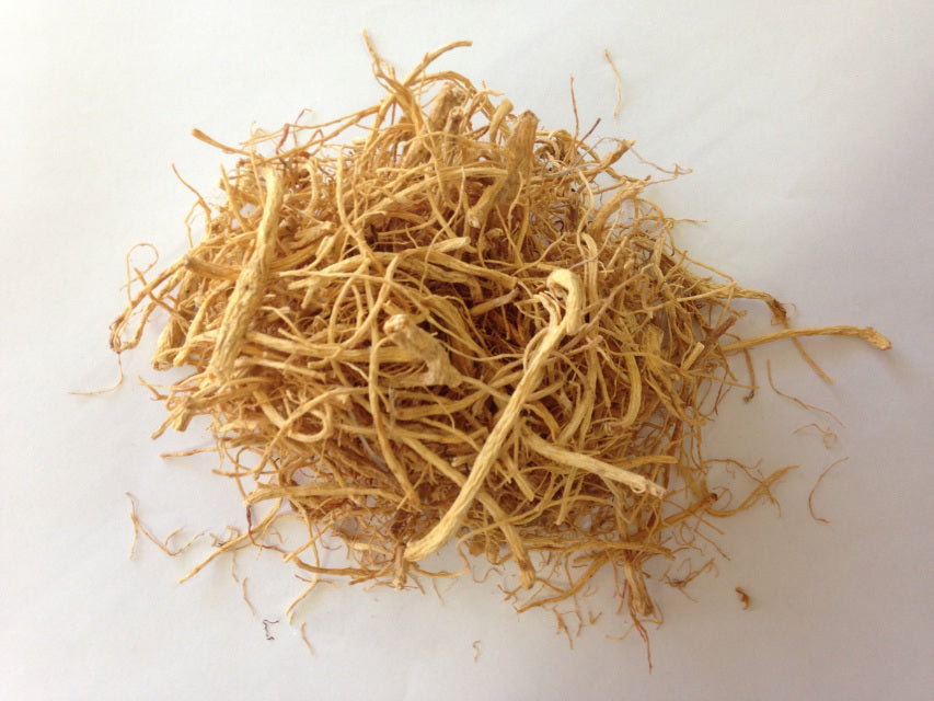 Bai Shen Xu - White Ginseng Root End Roots - Max Nature