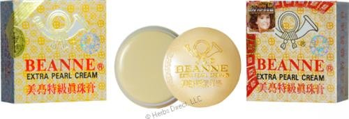 Beanne Extra Pearl Cream (Yellow) - Max Nature