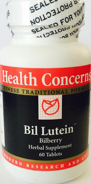 Bil Lutein - Bilberry Herbal Supplement - Max Nature