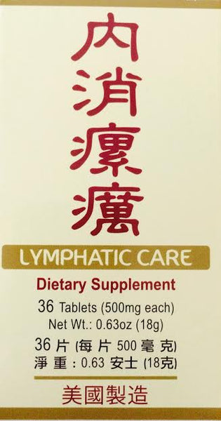 Lymphatic Care - Max Nature