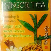 Ginger Tea - Max Nature